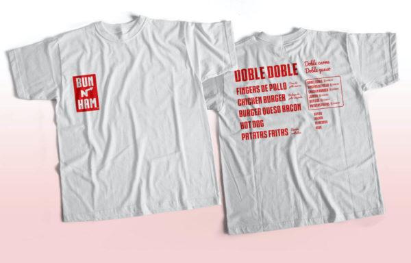 Camiseta BunNHam