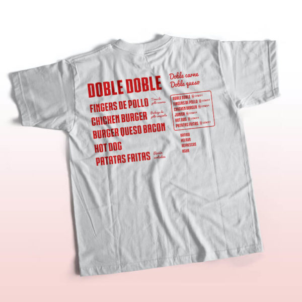 Trasera camiseta BunNHam